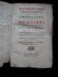 Recherches philosophiques sur les américains, ou mémoires intéressants pour servir à l'histoire humaine. PAW Corneille de
