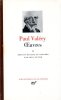 Oeuvres II.. Paul VALÉRY.
