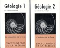 Géologie (complet des 2 tomes).. Jean GOGUEL.