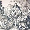 l'ATALANTE FUGITIVE ou Nouveaux emblèmes chymiques des secrets de la Nature. Michael Maier (1569 - 1622)