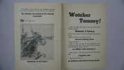 Wotcher Tommy ! Hitler has taken the initiative out of the Allies hands.... Tract allemand - Norvège