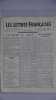 Les lettres françaises. Revue des écrivains français groupés en Comité national des écrivains.  N° 18. Juillet 1944. Les lettres françaises