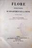 Flore analytique et descriptive du département de la Vienne. .  DELASTRE (C.-J.-L.)