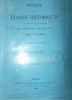 Recueil des éloges historiques lus dans les séances publiques de l'Institut de France.Nouvelle édition.. CUVIER (Georges)