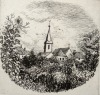 Terre natale. Edition illustrée de quatorze gravures à l'eau-forte par D. Galanis..  ARLAND (Marcel)