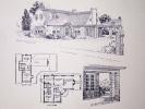 Maisons de campagne en briques. . BENOIT-LEVY (Georges)