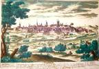 Vue de la ville de Perpignan. . CHEREAU (Jacques)