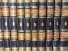 Oeuvres compltes.Texte revis et annot par Marcel Bouteron et Henri Longnon. Illustrations de Charles Huard graves sur bois par Pierre Gusman.. BALZAC ...
