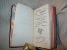 HISTOIRE D'HERODIEN traduite du grec en françois avec des remarques sur la traduction par l'Abbé Mongault. Nouvelle édition..