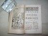 L'OFFICE DE LA SEMAINE SAINTE en Latin et en François, à l'usage de Rome contenant les sept psaumes de la Pénitence, les Litanies des Saints et les ...