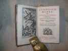 CYMBALUM MUNDI ou dialogues satyriques sur différents sujets. Avec une Lettre Critique dans laquelle on fait l'Histoire, l'Analyse et l'Apologie de ...