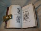 GEOFFROY TORY peintre et graveur, premier imprimeur royal, réformateur de l'orthographe et de la typographie sous François 1er. 2e édition, ...