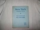 NEW YORK comme je l'ai vu.. HUARD Charles