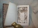 LES POESIES de Théodore de Banville 1841-1854.. BANVILLE Théodore de