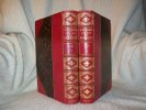 APOLOGIE POUR HERODOTE (satire de la Société du XVIe siècle). Nouvelle édition faite sur la première et augmentée de remarques par P Ristelhuber.. ...