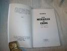 LA MURAILLE DE CHINE. Traduit par Jean Carrive.. KAFKA
