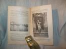 BIBLIOTHEQUE ILLUSTREE des Voyages autour du monde par terre et par mer. Parution hebdomadaire. 1re année numéros 1 à 52 et Atlas Universel..