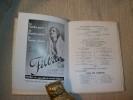 GRAND CASINO DE VICHY. Album-Programme 8e année 1936..