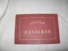 SOUVENIR D'AVIGNON album de photographies originales..