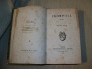 CROMWELL. Drame. (Oeuvres complètes Tome II).. HUGO Victor
