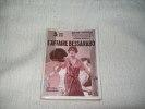 L'AFFAIRE BESSARABO. Galerie criminelle publiée sous la direction de Arthur Bernède..
