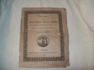 COPIE FIGUREE DU TESTAMENT DE LA REINE imitant parfaitement l'écriture de cette Auguste Princesse, imprimée avec soin sur papier semblable à ...