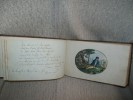 KEEPSAKE Stammbuch Album Souvenir original AN XII-1815..