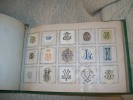 ALBUM DE MONOGRAMMES collection d'un amateur..