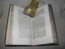 RECUEIL D'HISTOIRES INSTRUCTIVES ET AMUSANTES suivi d'un choix d'Idylles tirées des oeuvres de Gessner, en François et en Allemand, à l'usage des deux ...