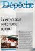 LA PATHOLOGIE INFECTIEUSE DU CHAT. COLLECTIF