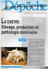 LA CHÈVRE : ÉLEVAGE, PRODUCTION ET PATHOLOGIE DOMINANTE. COLLECTIF