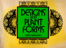 DESIGNS FROM PLANT FORMS (Rare). WADSWORTH John W.