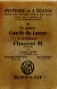 HISTOIRE DE L'ÉGLISE - 9 DU PREMIER CONCILE DU LATRAN A L'AVÈNEMENT D'INNOCENT III (1123-1198) - 1ère partie. FLICHE Augustin - FOREVILLE Raymonde - ...
