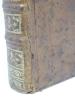 PARALLELE DE L'INCREDULE ET DU VRAI FIDELE OU DE L'IMPIE EN CONTRASTE AVEC LE JUSTE, PENDANT LA VIE, ET A LA MORT (1758). . Révérend-père TOURON