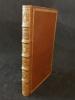 [LYON], Almanach astronomique de la ville de Lyon, 1744, (Reliure signée Louis Guétant). (Collectif)
