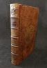 [LYON], Almanach de la ville de Lyon et des provinces de Lyonnois, Forez et Beaujolois, 1770, (plats aux armes). (Collectif)