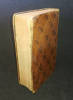 [LYON], Almanach de la ville de Lyon pour l'année 1766. (Collectif)
