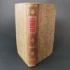 Année rurale ou calendrier à l'usage des cultivateurs, 1788. BROUSSONET (Pierre-Marie-Auguste)