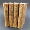 Pensées philosophiques sur la nature, 1784-86 (4 vol.). BOUDIER DE VILLEMERT