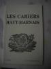 Les Cahiers Haut-marnais :Remarques architecturales sur le bâtiment des frères convers de l'ancienne abbaye cistercienne de Longuay, par G. ...