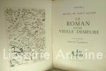 Le Roman d'une vieille demeure. Images du Haut-Allier. Illustrations de Philippe Kaeppelin.. Sylvius. Kaeppelin (Philippe).