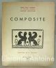 Composite. Débats, idées bohémiennes, anecdotes. Gravures de Galanis.. FARGUE (Léon Paul), BEUCLER (André). GALANIS (Démétrios).