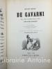 Oeuvres choisies de Gavarni revues, corrigées et nouvellement classées par l'auteur. Etudes de moeurs contemporaines. Les Enfants terribles. - ...