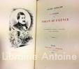 La Légende du violon de faïence. Huit compositions gravées à l'eau-forte par l'auteur.. ADELINE (Jules).