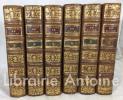 Oeuvres de Lucien. Traduction nouvelle par M. L'Abbé Massieu.. SAMOSATE (Lucien de)