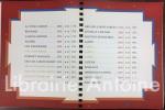Catalogue Nicolas. Liste des grands vins fins 1936. Illustrations de Cassandre.. [NICOLAS]. CASSANDRE (Adolphe Jean Marie Mouron, dit Cassandre).