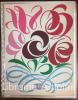 Catalogue Nicolas. Liste des grands vins fins 1934. Bois en couleurs d'Alfred Latour.. [NICOLAS]. LATOUR (Alfred).