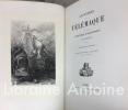 Aventures de Télémaque suivies des aventures d'Aristonoüs par Fénelon. Deux notices par M. Poujoulat. Quatorze gravures à l'eau-forte par V. ...