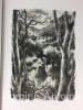 La Fontaine aux trois miracles. Lithographies originales de Perraudin.. KUNSTLER (Charles). PERRAUDIN (Paul).