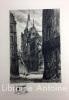 Le Vieux Paris, de Saint-Séverin à Saint-Etienne du Mont.. [PARIS] Claretie (Jules) préfacier ; Toussaint (Louis)